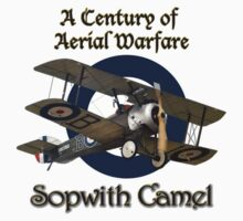 Sopwith Camel  A Century of Aerial Warfare by Mil Merchant
