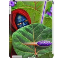 Jedi in the Sea Grapes iPad Case/Skin