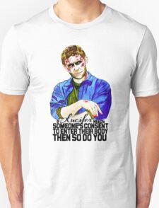 If Lucifer Needs Consent.. T-Shirt