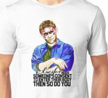 If Lucifer Needs Consent.. Unisex T-Shirt