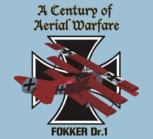 Fokker Dr.1 A Century of Aerial Warfare Kids Clothes