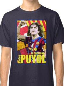 Puyol Classic T-Shirt
