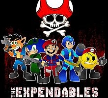 The Expendables - COLOR by badboy7