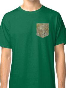 Map tee  Classic T-Shirt