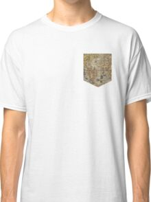 Map tee  Classic T-Shirt