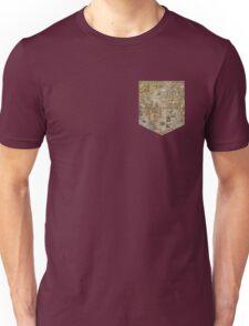 Map tee  Unisex T-Shirt