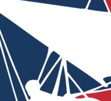 Hang Gliding Sticker