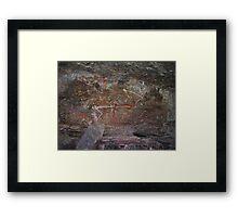 East Alligator River  Framed Print