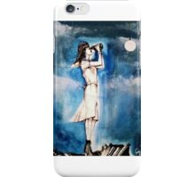 Arrival by Moonlight iPhone Case/Skin