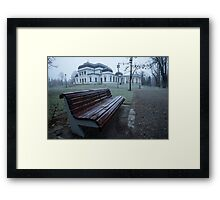 Winter is coming :) Framed Print