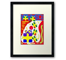 GIFTS GALORE Framed Print