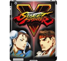 Street Fighter - Chun-li & Ryu iPad Case/Skin