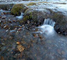Nameless Stream by Geoffrey Elliott