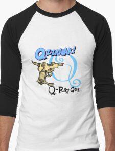 Raygun Q Men's Baseball ¾ T-Shirt