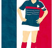 Michel Platini by johnsalonika84