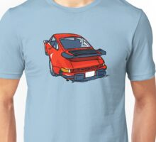 Fortitude's Porsche 911 Carrera ''A Whale Of A Time'' Unisex T-Shirt