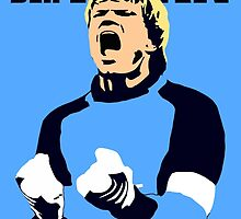 Oliver Kahn by johnsalonika84