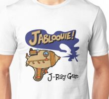 Raygun J Unisex T-Shirt