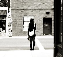 Dark Girl and the City by jdflynn