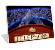 A Christmas Light Box Laptop Skin