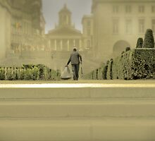Brussels Gardener by Paul Vanzella