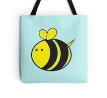 Cute little bumble fat bee Tote Bag