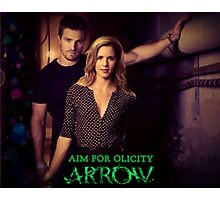 Aim for Olicity Photographic Print