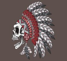 indian (skull) Kids Clothes