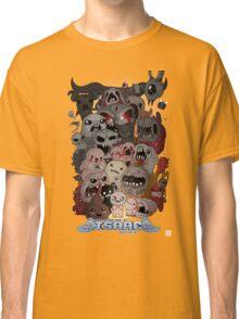 Binding of Isaac Fan art Classic T-Shirt