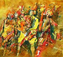 fiesta II by Valeriu Buev