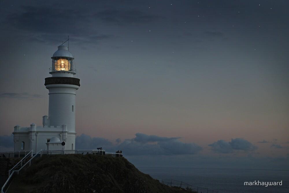 The Lighthouse by Mark Hayward