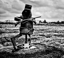 ned kelly taken in central  victoria  lexton by Brian Northern