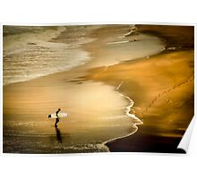 Done Surfing Poster