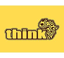 think Africa Photographic Print