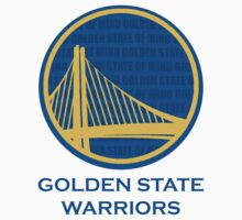 WARRIORS - GOLDEN STATE OF MIND by GordonDragons