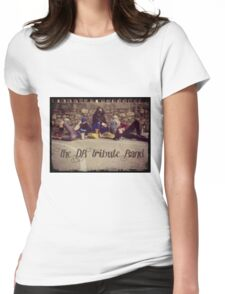 The DB Tribute Band Womens Fitted T-Shirt