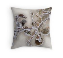 Frosting Throw Pillow