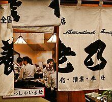 Tokyo Diner II by sparrowhawk