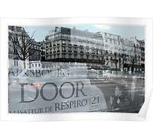 30 seconds in Paris Poster