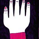 Little Finger's gone to sleep by Jo Conlon