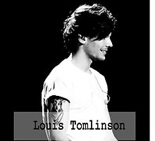 Louis Tomlinson by Colourfulcases