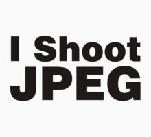 I Shoot JPEG Kids Clothes