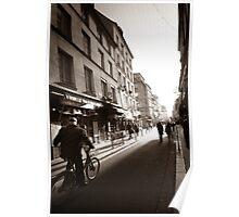 Rue Mouffetard Poster