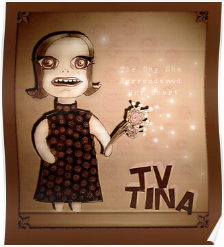 TV Tina by Jo Conlon