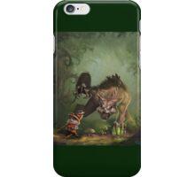 Warwick and Teemo iPhone Case/Skin