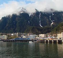 Leaving Juneau by Judith Winde
