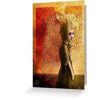 Klimt 01 Greeting Card