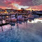 San Francisco Fisherman's Wharf by Can Balcioglu