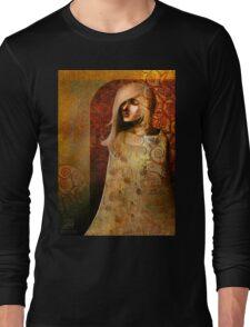Klimt 2  Long Sleeve T-Shirt