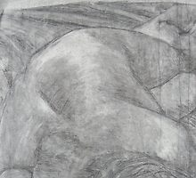 Female Nude by Kelly Boyle